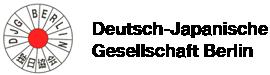 Deutsch-Japanische Gesellschaft Berlin Logo